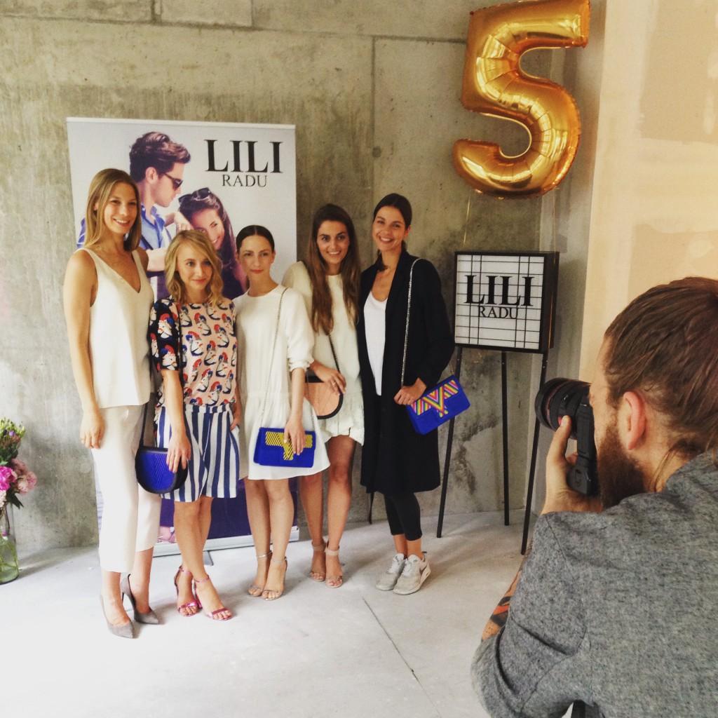 Lili Radu feiert Geburtstag