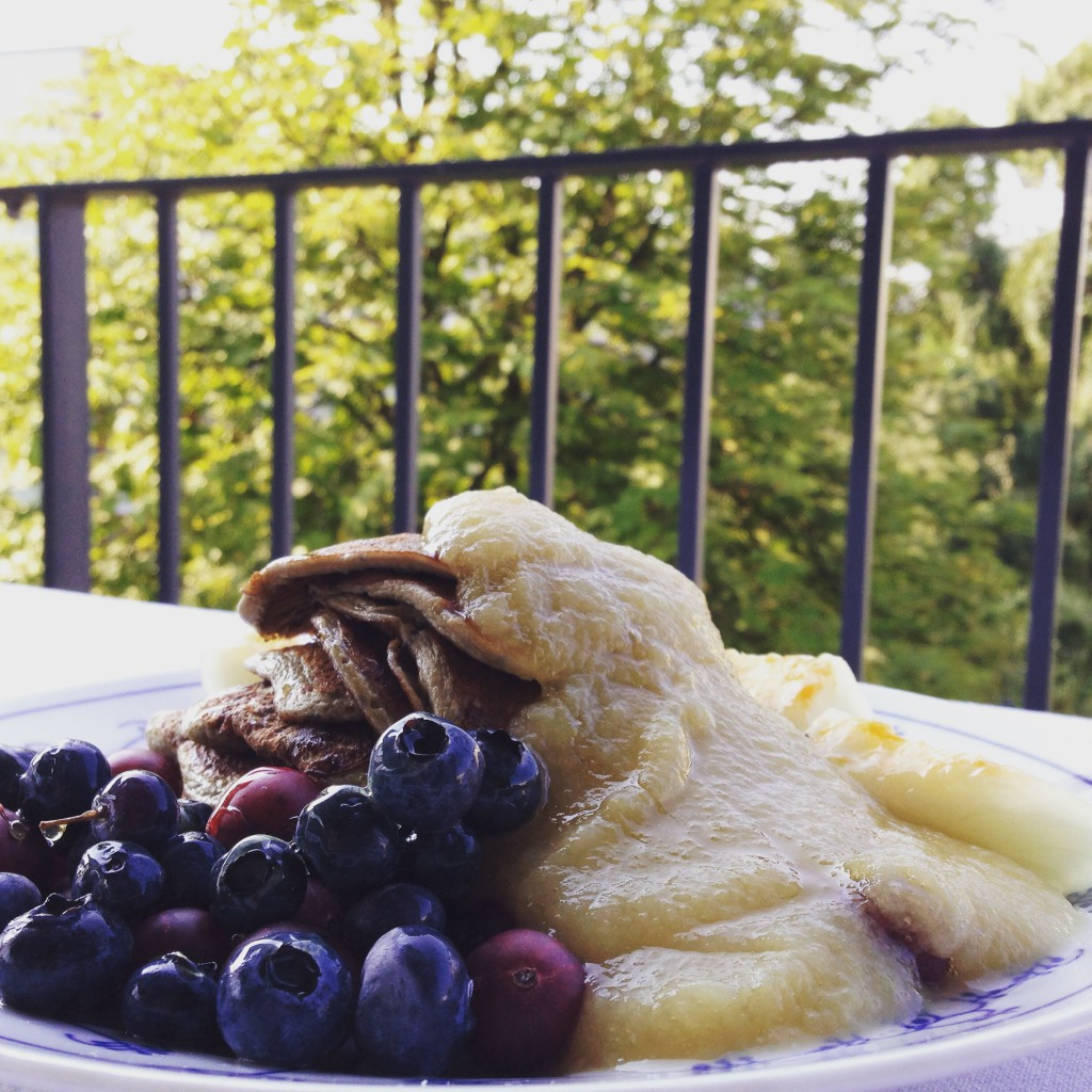 Palio-Frühstück