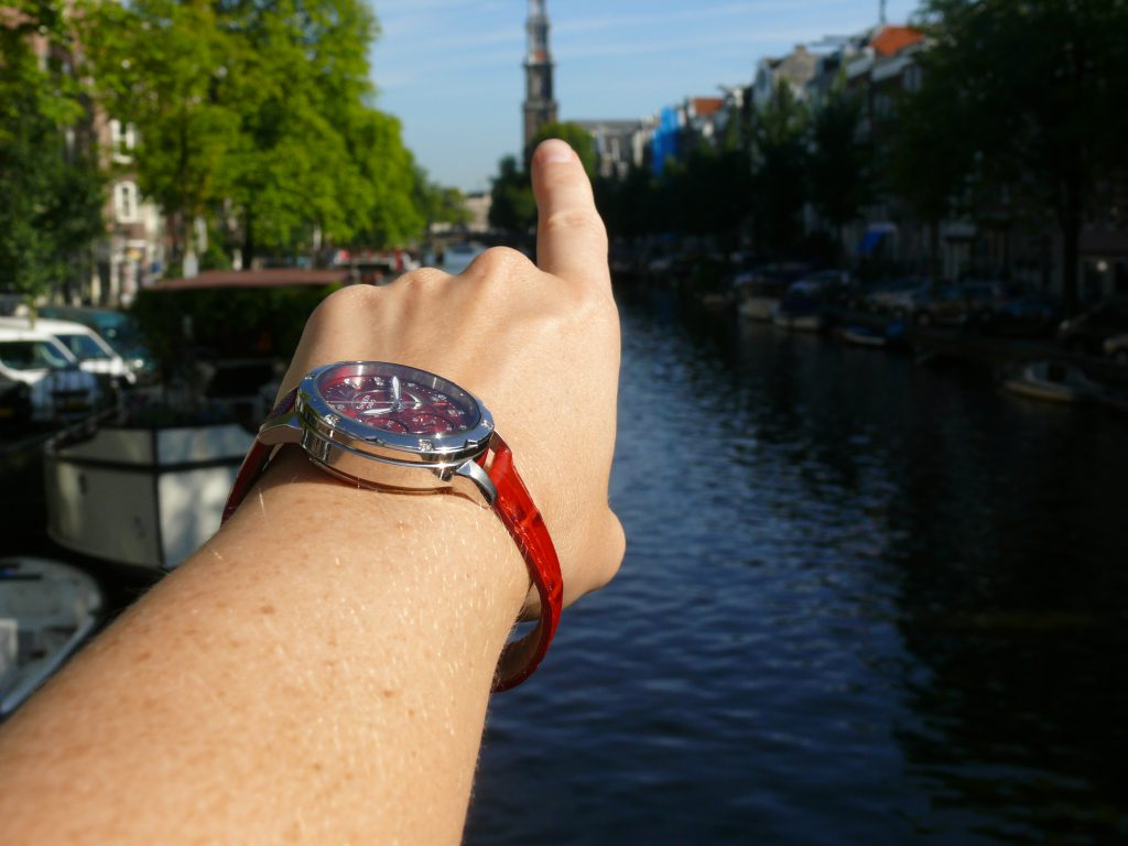 Sheen Watches in Amsterdam (Credit: Fashion-Meets-Media.com)