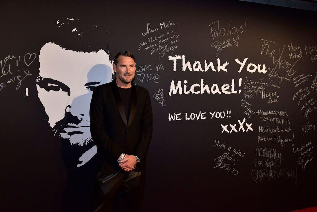 Danke, Michael! (Credit: Atelier Michalsky)
