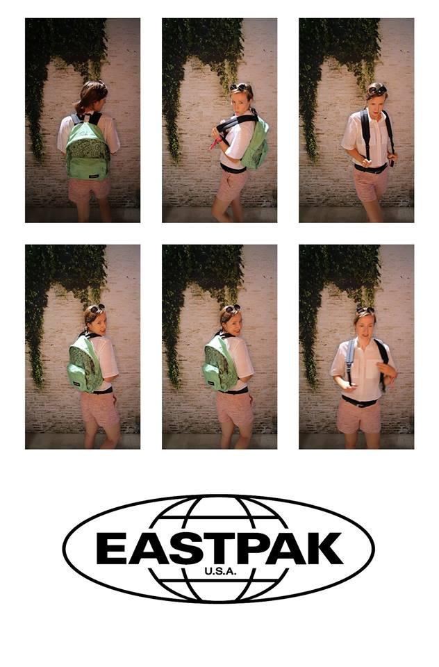 Bread&Butter 2016 - Eastpak (Credit: Fashion-Meets-Media.com)
