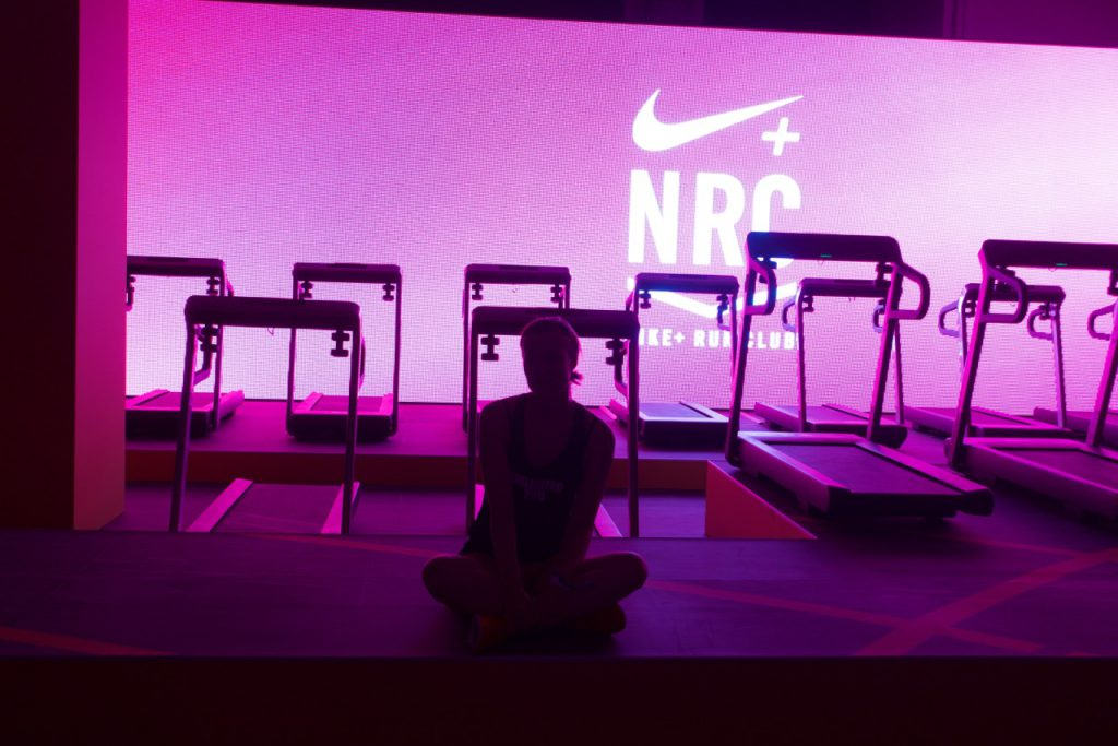 Bread&Butter 2016 - Nike H.I.T.&Run (Credit: Fashion-Meets-Media.com)