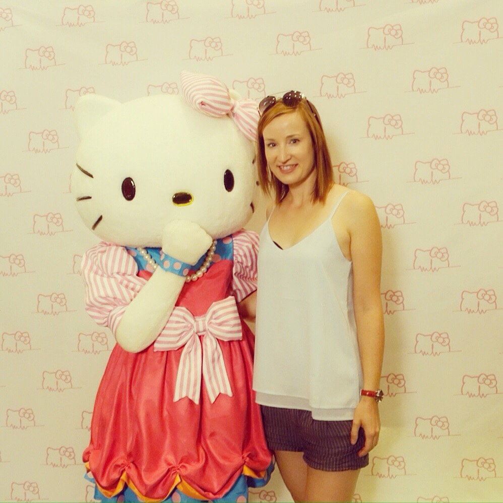 Marina Hoermanseder x Hello Kitty Launch (Credit: Fashion-Meets-Media.com)