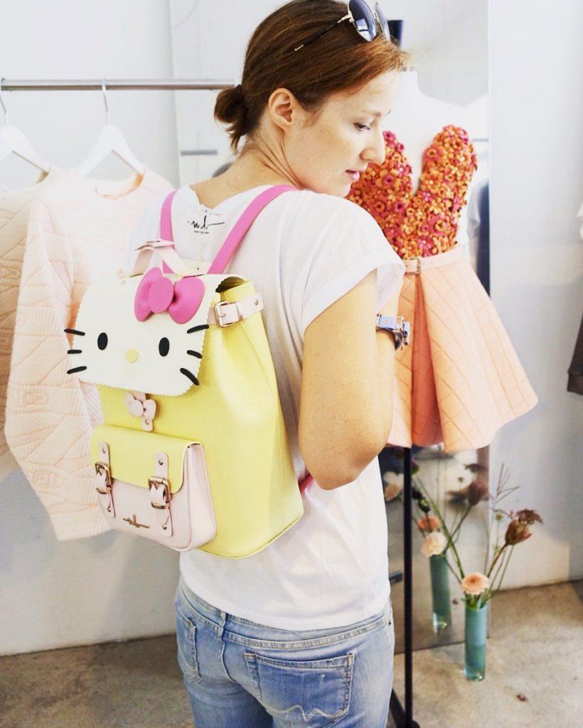 Im Pop-Up-Store
