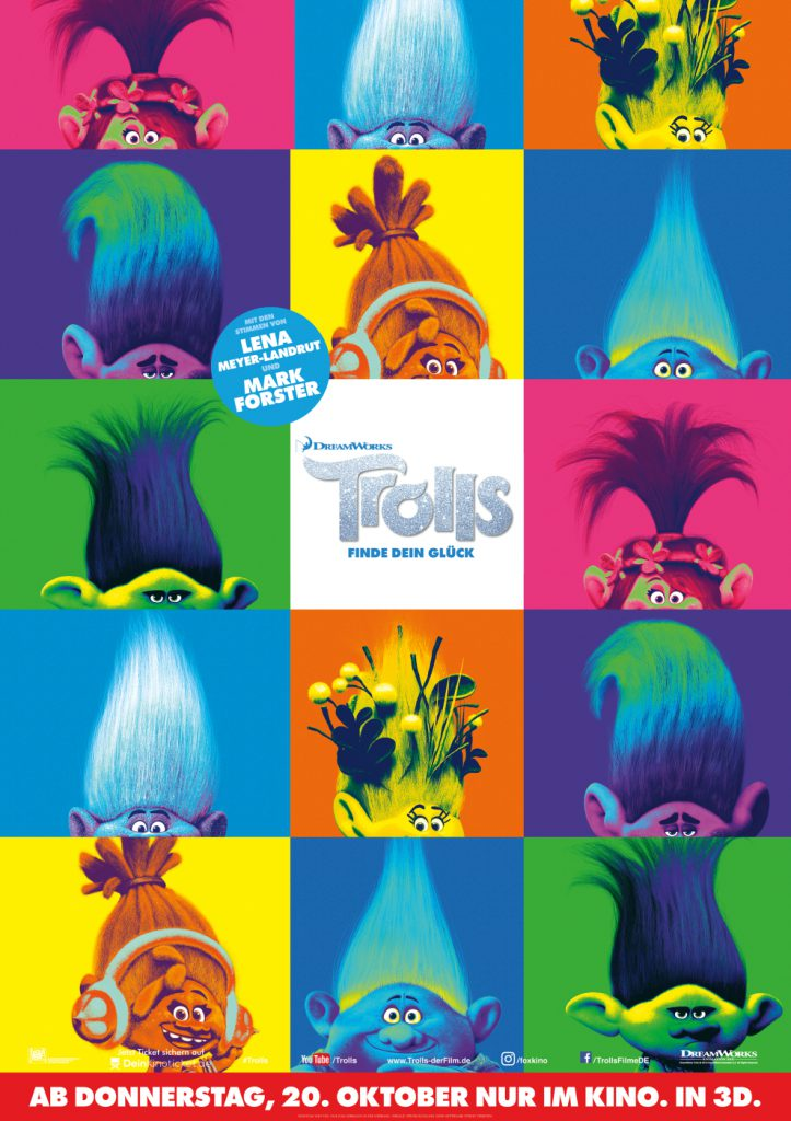 Trolls Poster (Credit: 20th Century Fox)