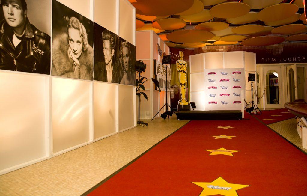 Astor Lounge Disneychannel Hollywood Legenden Screening (Credit: Disney / Hanna Boussouar)