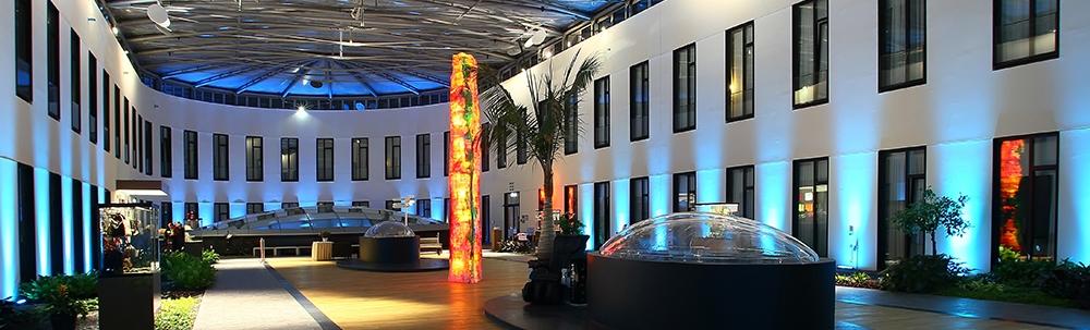 Mercure Hotel MOA Berlin Atrium (Credit: Mercure Hotel MOA Berlin)