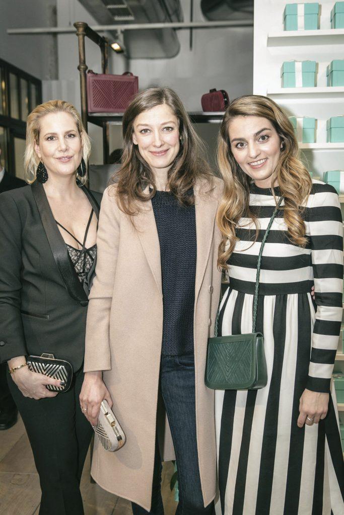 Anika Decker, Alexandra Maria Lara, Lili Radu