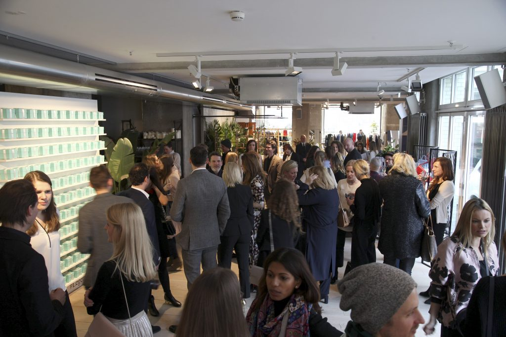 Übersicht Tiffany & Co., Lili Radu und Anika_Decker Berlinale Event - The Store x Soho House Berlin am 16.02.2017 Agency People Image (c.) Marko Greitschus